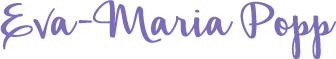Eva-Maria Popp | Unternehmensberatung | Vortrag | Redaktion | Coach