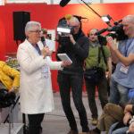 """Eva-Maria PEva-Maria Popp im Interview mit RTL auf der Buchmesse Leipzig - SO kam es zum Buch """"Stimmt! 100 Jahre Frauenwahlrecht"""""""