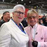 """Eva-Maria Popp und Bertram Wollersheim im Interview mit RTL auf der Buchmesse Leipzig - SO kam es zum Buch """"Stimmt! 100 Jahre Frauenwahlrecht"""""""