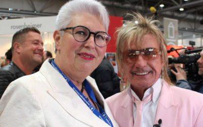 Mit Bert Wollersheim auf der Leipziger Buchmesse