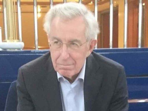 Journalist und Nachrichtensprecher Ruprecht Eser