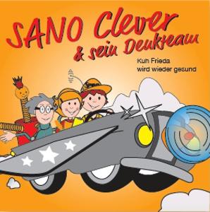 Sano Clever - Kuh Frieda