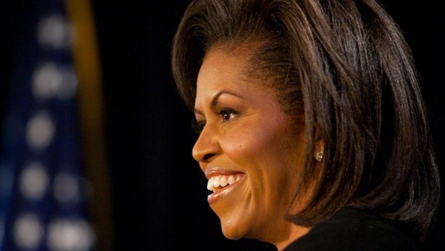 """Biografie Michelle Obama – passend zum Thema """"Frauenwahlrecht"""""""