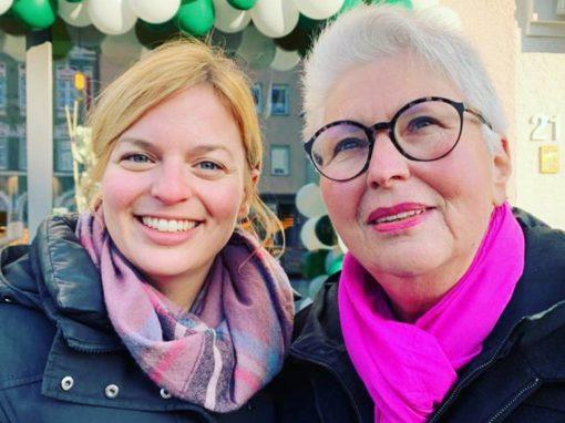 Katharina Schulze, Fraktionsvorsitzende der Grünen im Bayerischen Landtag